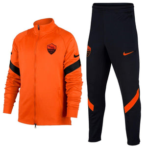 Kids - AS Roma EU training presentation Soccer tracksuit 2020/21 - Nike