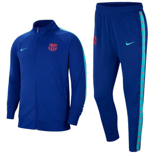 "FC Barcelona Casual ""Just do it"" presentation tracksuit 2021 - Nike"