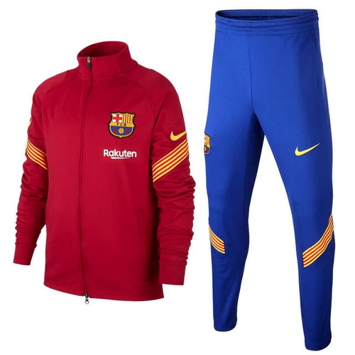 Kids - FC Barcelona training presentation Soccer tracksuit 2020/21 - Nike