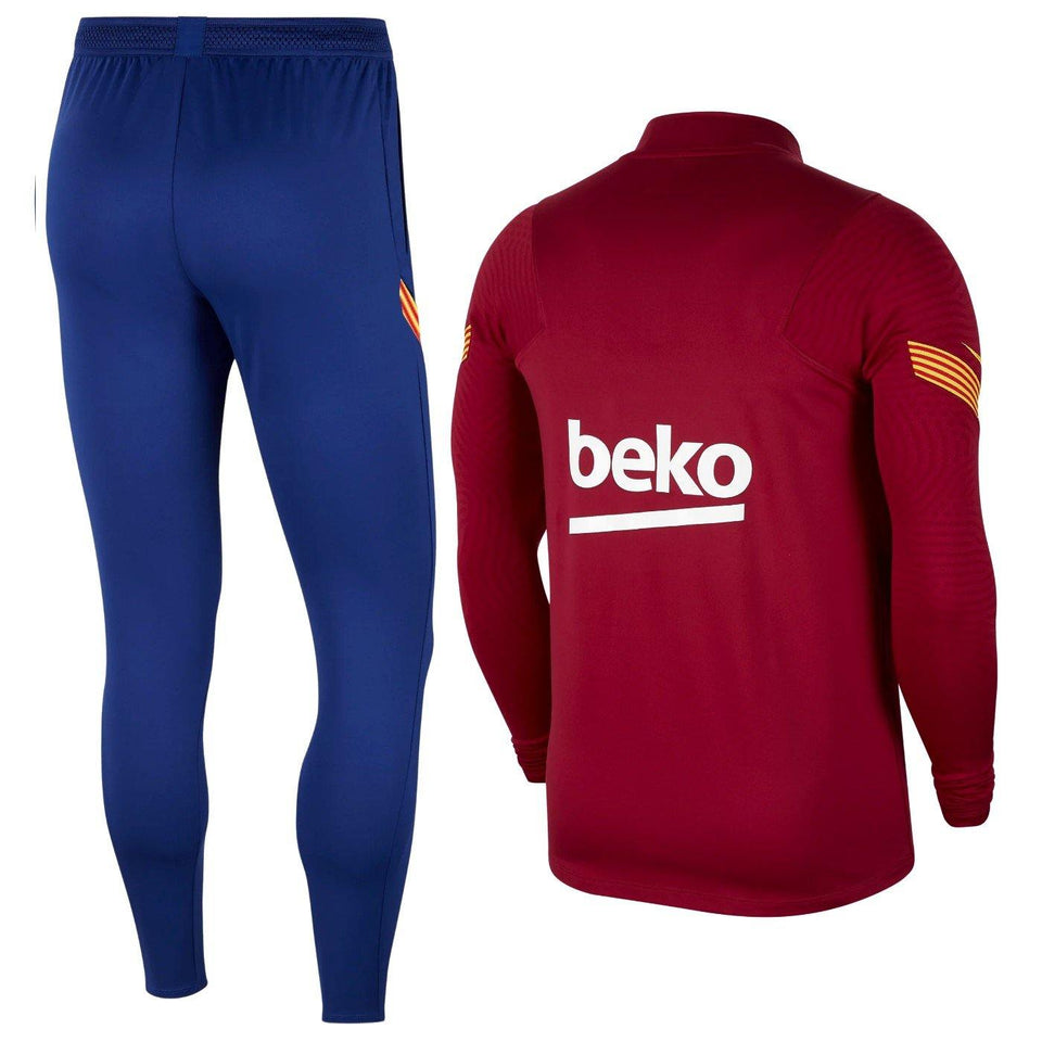 FC Barcelona soccer training technical tracksuit 2020/21 - Nike