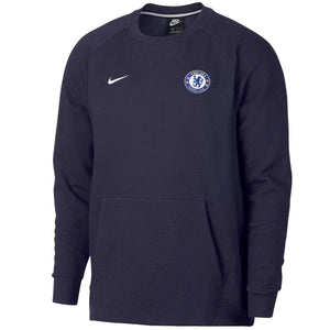 Chelsea FC casual presentation soccer tracksuit 2018/19 - Nike - SoccerTracksuits.com