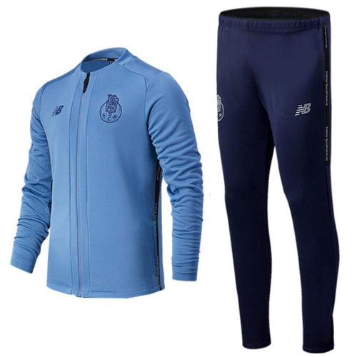 FC Porto training presentation Soccer tracksuit 2020/21 - New Balance