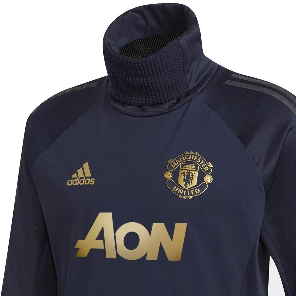 san francisco 3a71f d04ea Manchester United training technical soccer tracksuit UCL ...