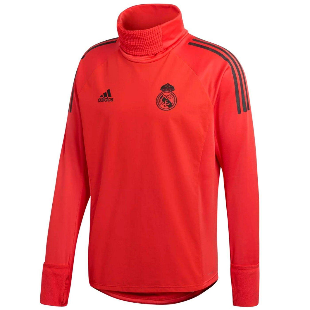Real Madrid training technical soccer sweat top UCL 2018/19 - Adidas - SoccerTracksuits.com