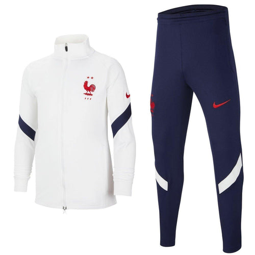 Kids - France training presentation Soccer tracksuit 2020/21 - Nike