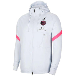 Jordan x PSG Soccer training presentation hooded tracksuit 2021 - Jordan