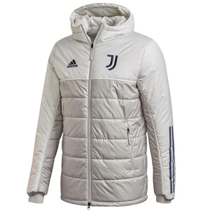 Juventus winter training bench soccer jacket 2020/21 - Adidas
