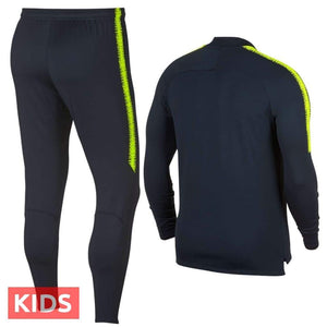 Kids - Manchester City FC training technical Soccer Tracksuit 2018/19 - Nike - SoccerTracksuits.com