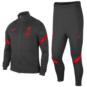 Kids - FC Liverpool training presentation Soccer tracksuit 2020/21 - Nike