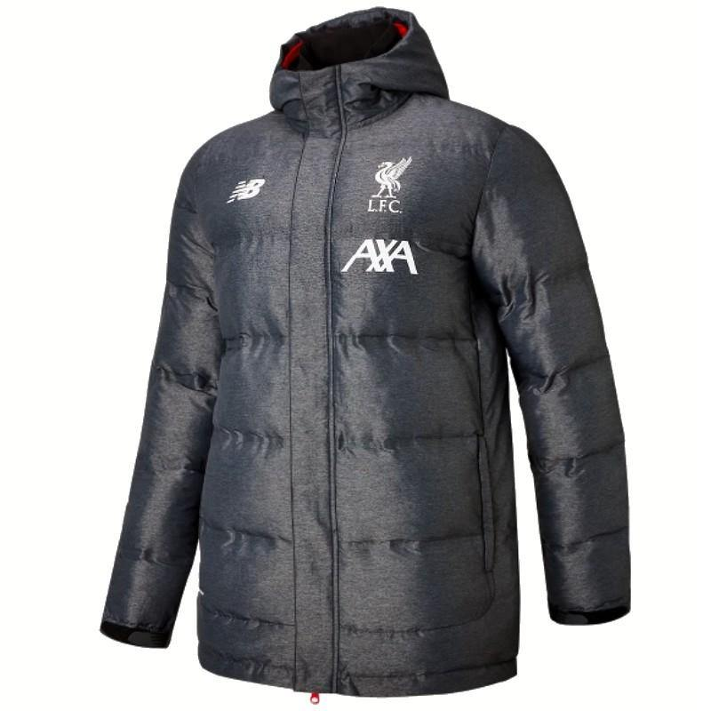 Liverpool Fc Soccer Training Managers Padded Jacket 2019 20 New Bala Soccertracksuits Com