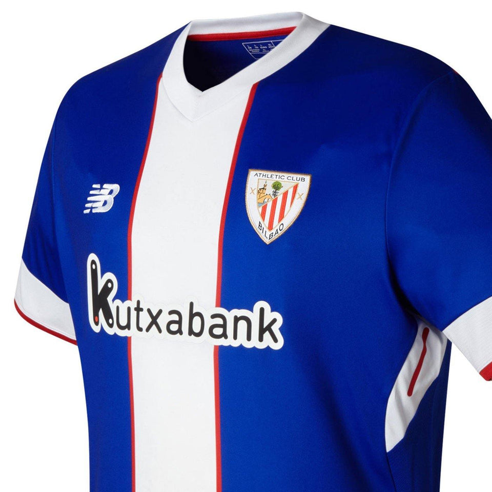 Athletic Bilbao Third soccer jersey 2018 - New Balance - SoccerTracksuits.com