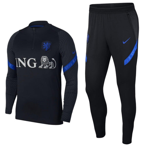 Netherlands training technical Soccer tracksuit 2020/21 - Nike