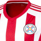 Paraguay national team Home soccer jersey 2016 - Adidas