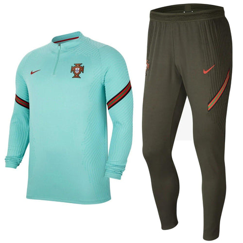 Portugal soccer Vaporknit technical training tracksuit 2020/21 - Nike
