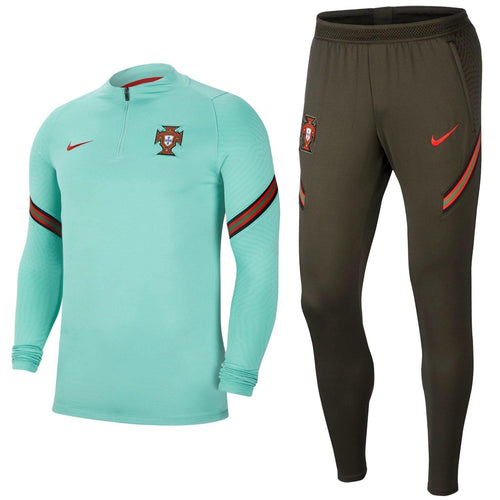 Portugal training technical Soccer tracksuit 2020/21 - Nike