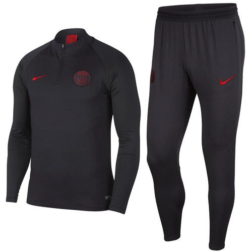 Paris Saint Germain soccer training technical tracksuit 2019/20 - Nike - SoccerTracksuits.com