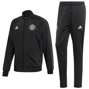 Manchester United Icon presentation Soccer tracksuit 2019/20 - Adidas - SoccerTracksuits.com