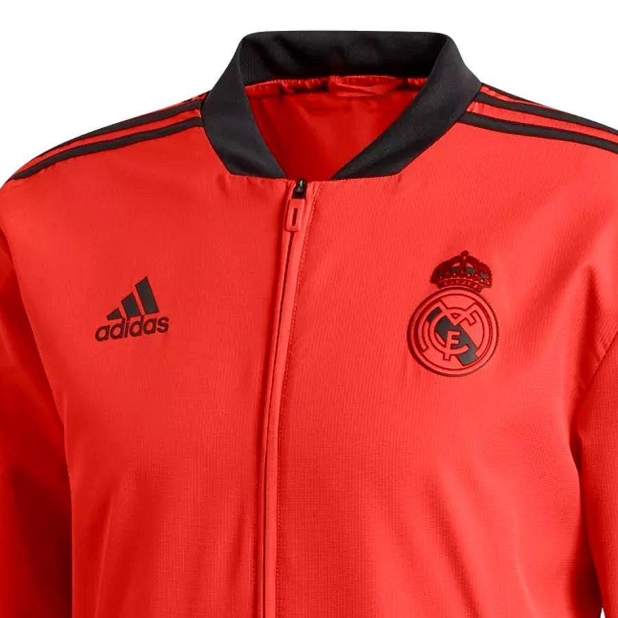 Real Madrid training presentation soccer tracksuit UCL 2018/19 - Adidas - SoccerTracksuits.com