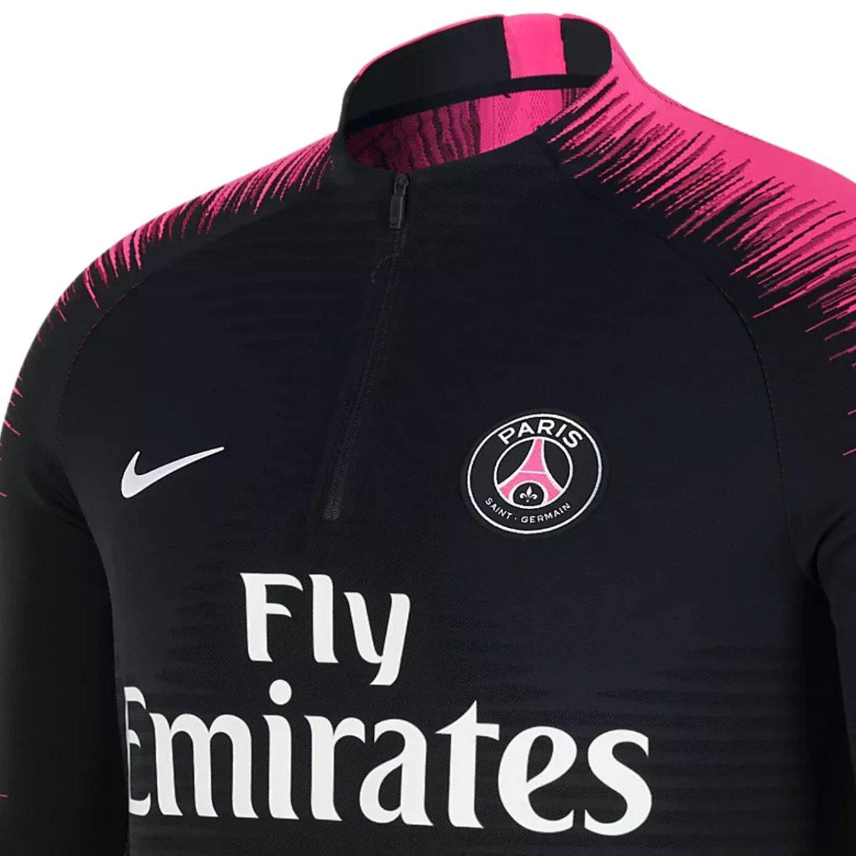 sneakers for cheap dc839 c5a90 Paris Saint Germain Vaporknit Technical Soccer Tracksuit 2018 19 - Nik –  SoccerTracksuits.com