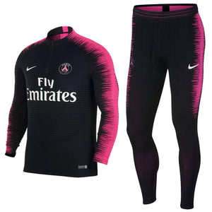 best loved 54e6f 27c5c Paris Saint Germain Vaporknit Technical Soccer Tracksuit 2018 19 - Nike