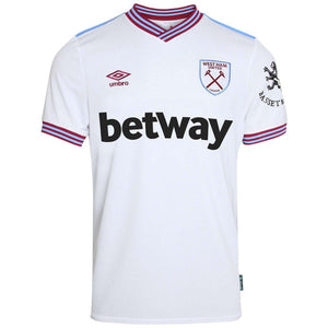 West Ham United Away soccer jersey 2019/20 - Umbro
