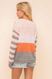 Kelly Stripe Sweater