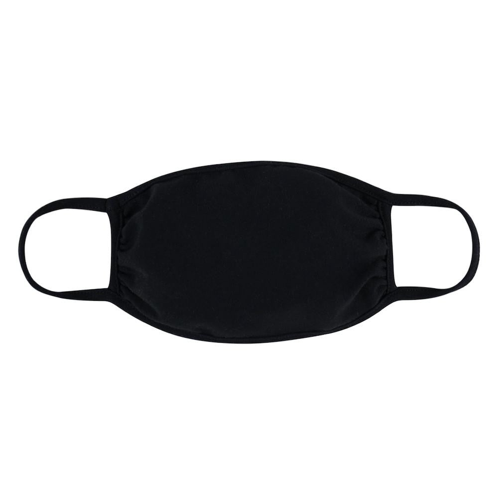 Black Reusable Mask