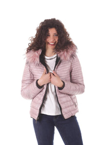 Mimi-Mua Italian Designer Reversible Winter Coat