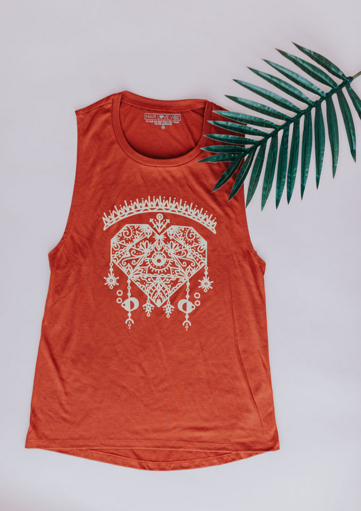 Moroccan Hair Love Tank