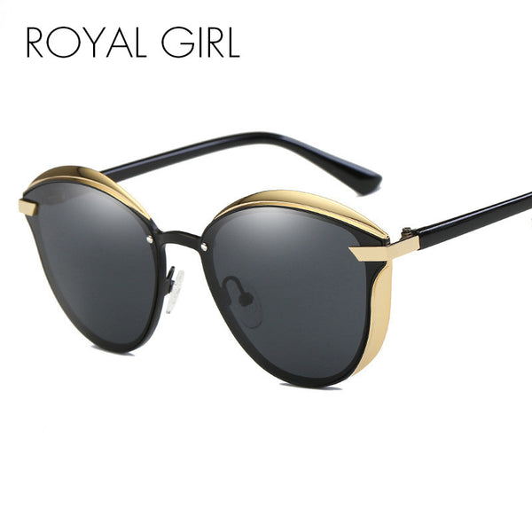 Royal Girl Exotic Fashion Glasses