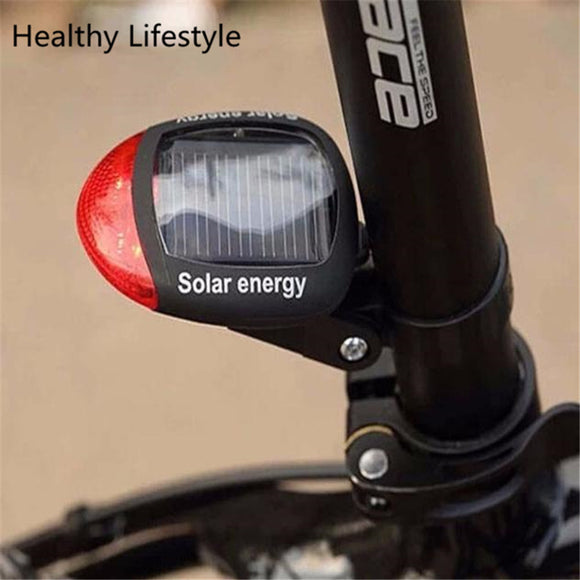 Unique Solar-powered tail for Bikes [FREE SHIPPING]
