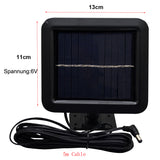 Solar Powered Outdoor LED Motion Sensor Floodlight [LESS THEN 50 IN STOCK]