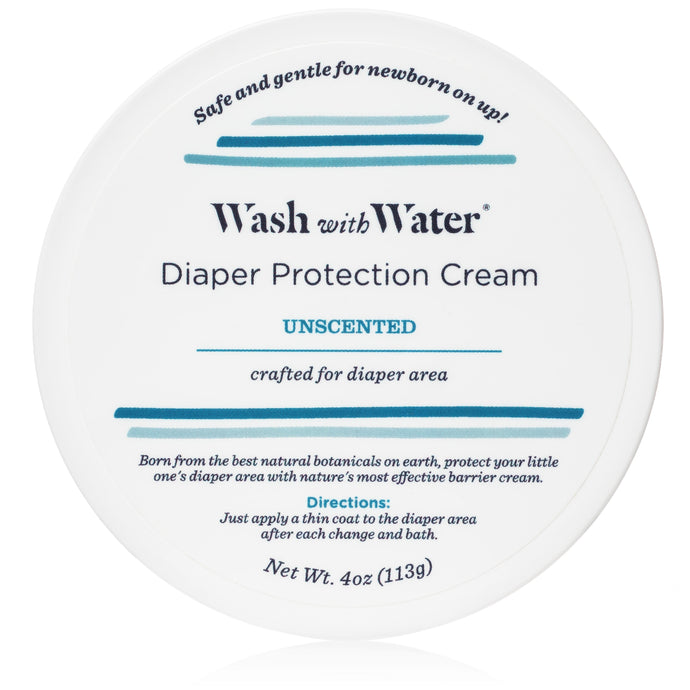 Diaper Protection Cream |4oz tub| Unscented