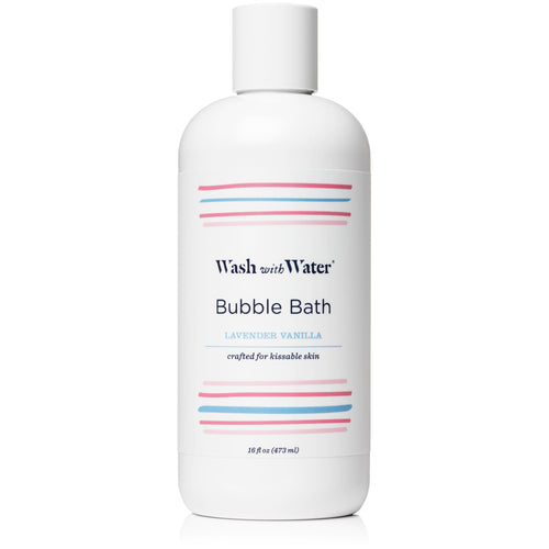 Ultimate Bubble Bath | Lavender Vanilla | Wash with Water