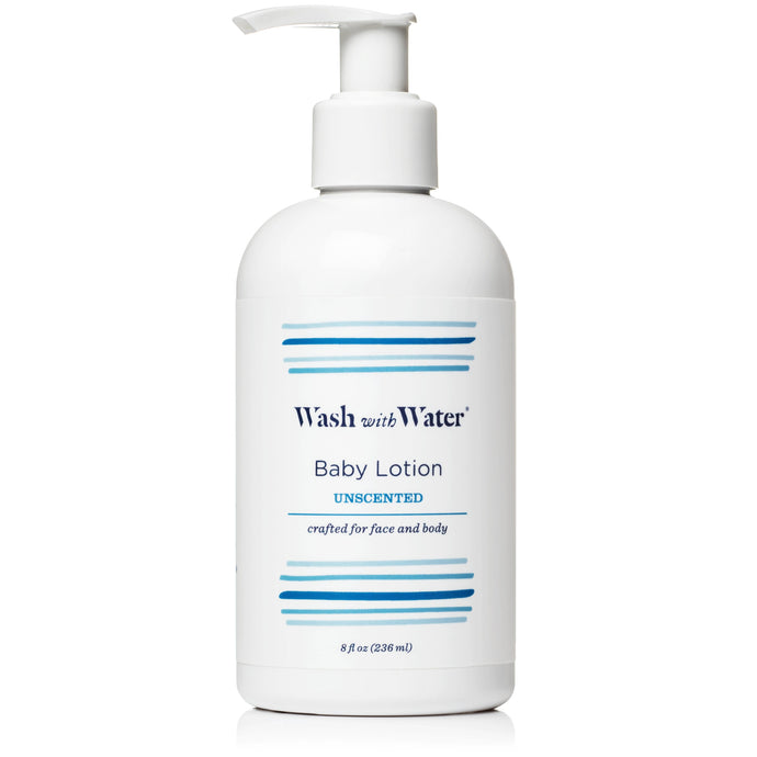 Baby Lotion |  Unscented