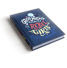 Load image into Gallery viewer, Goodnight Stories For Rebel Girls | Volume 1