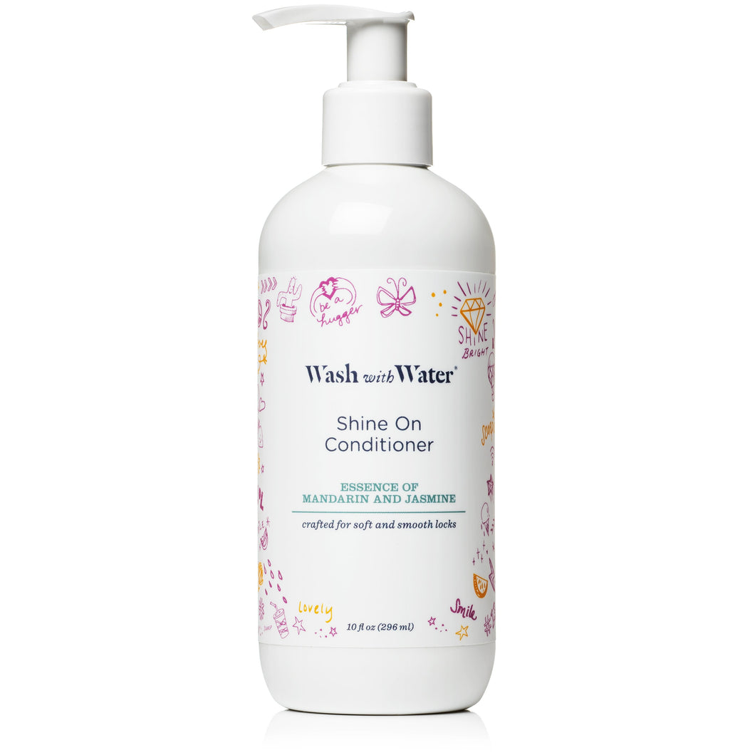 WwW Big Kid Shine On Conditioner | Wash with Water