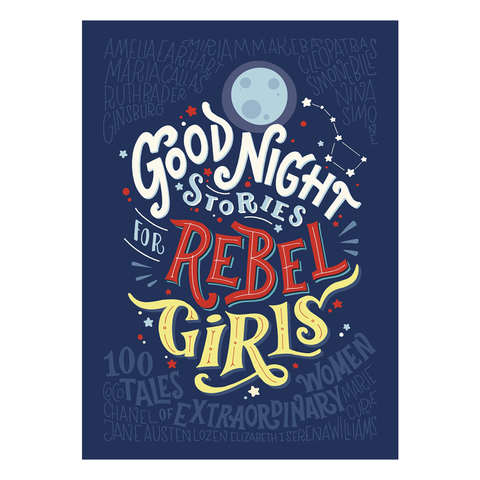 Goodnight Stories For Rebel Girls | Volume 1