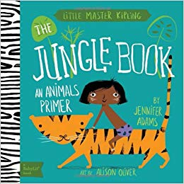 The Jungle Book: An Animals Primer