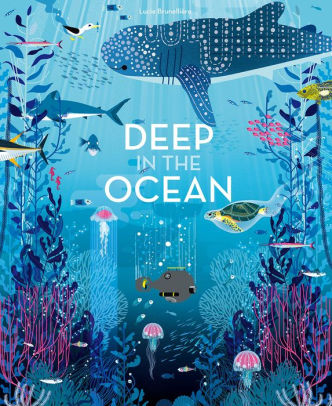 Deep In The Ocean | Large Board Book