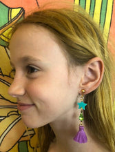"Load image into Gallery viewer, ""Bling Bling"" Clip On Earrings 