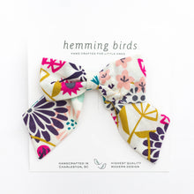 Load image into Gallery viewer, Classic Bow | Multiple Colors | Hemming Birds
