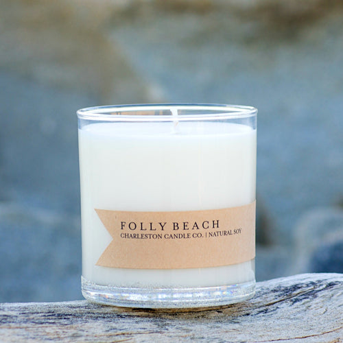 Folly Beach Candle | Charleston Candle Co