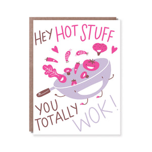 """You Totally Wok"" 