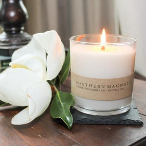 Southern Magnolia Candle | Charleston Candle Co