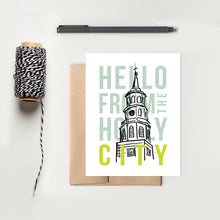 Load image into Gallery viewer, Hello from the Holy City | Greeting Card Box Set | Texture Design Co