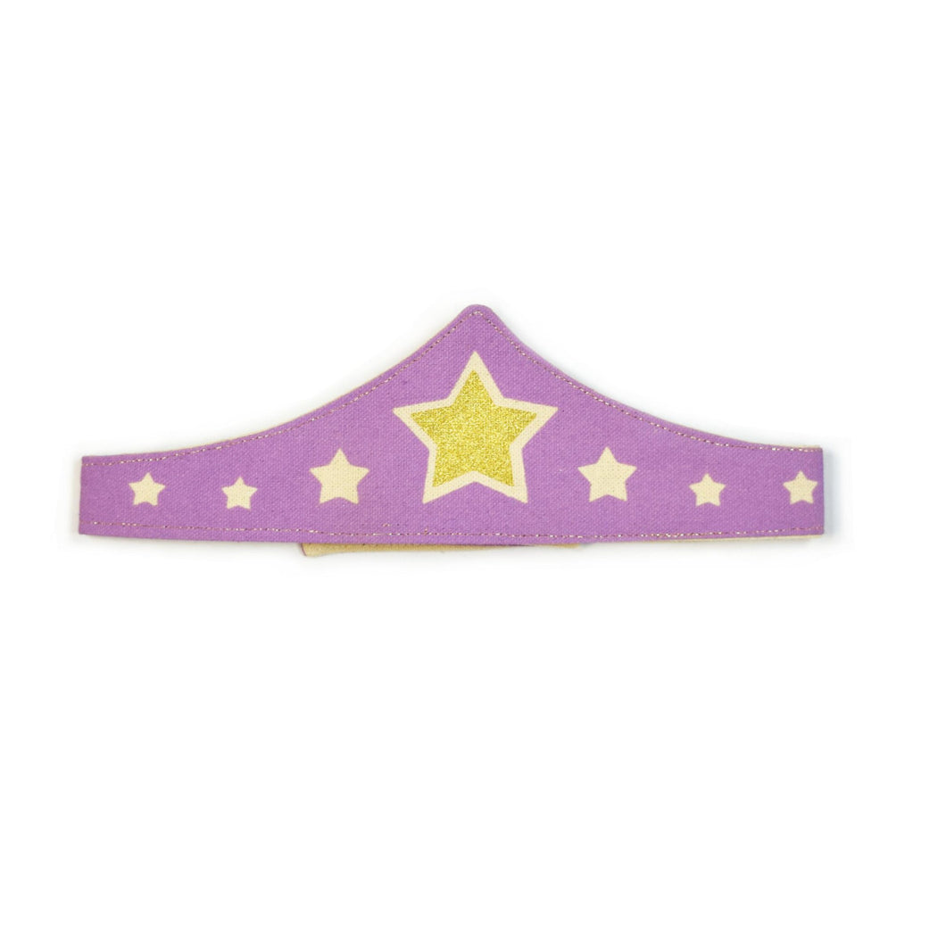 Super Tiara | Lilac | Lovelane Designs