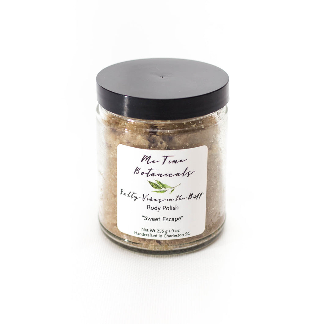 Body Polish | Sweet Escape | Me Time Botanicals