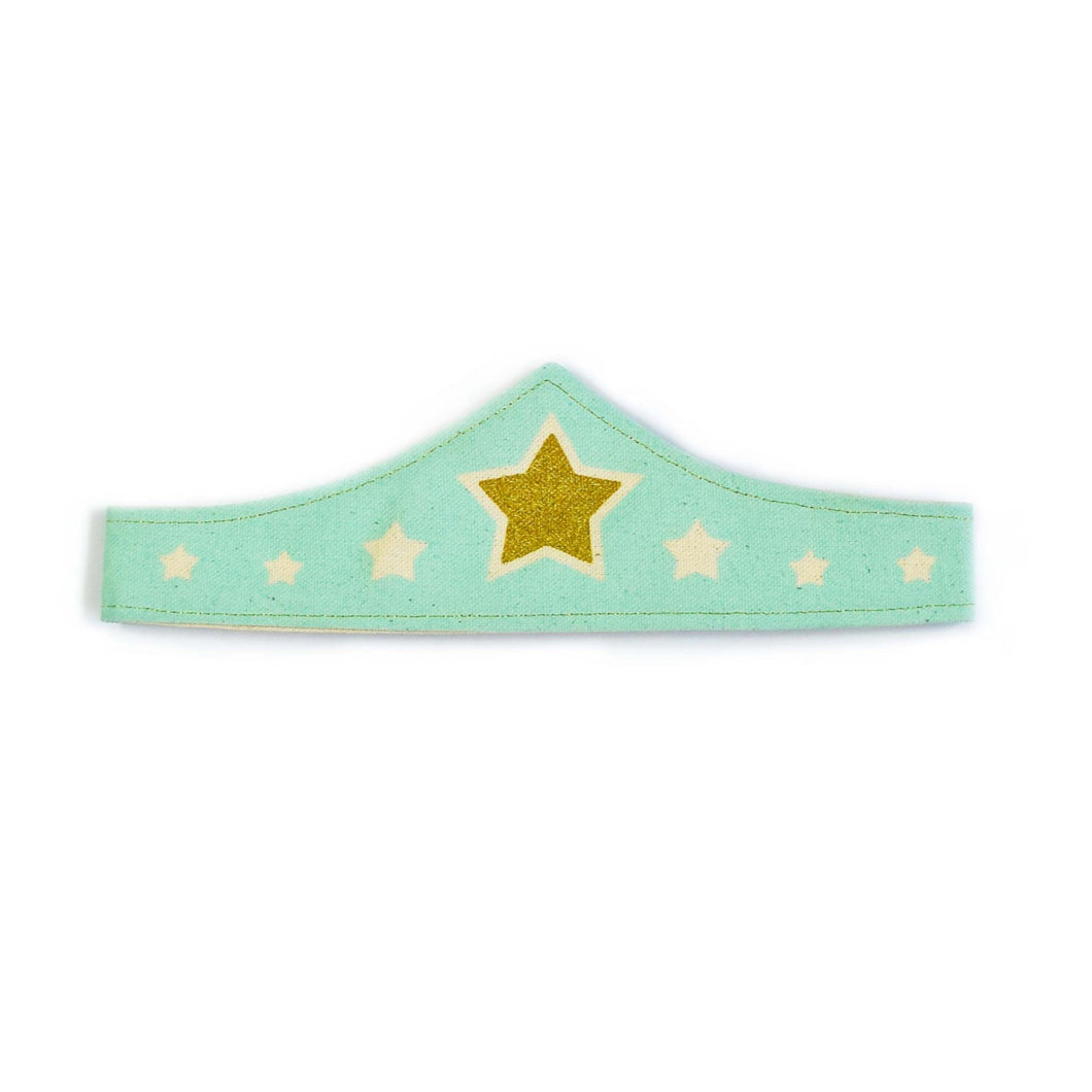 Super Tiara | Mint | Lovelane Designs