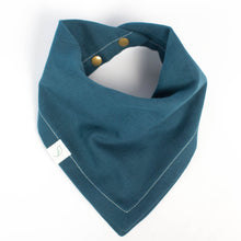 Load image into Gallery viewer, Ollie Bandana Bib | Solid Colors